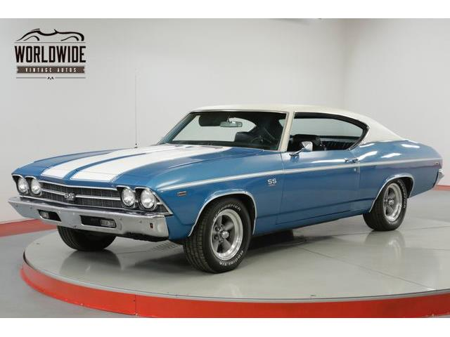 Picture of '69 Chevelle SS - PHFH