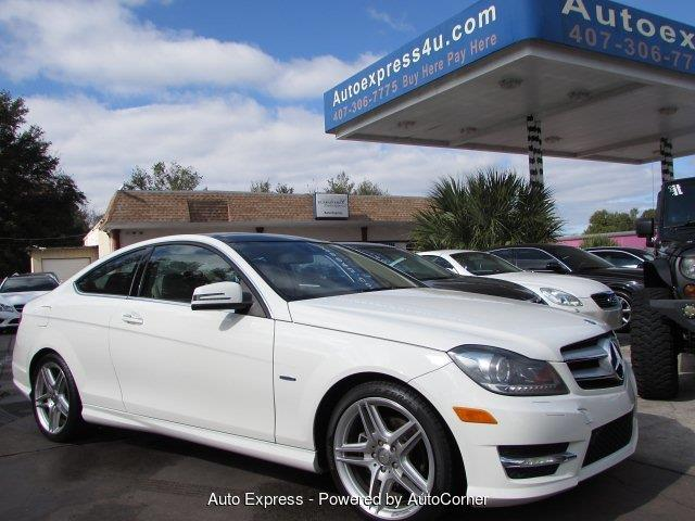 Picture of '12 Mercedes-Benz C-Class - PAI1