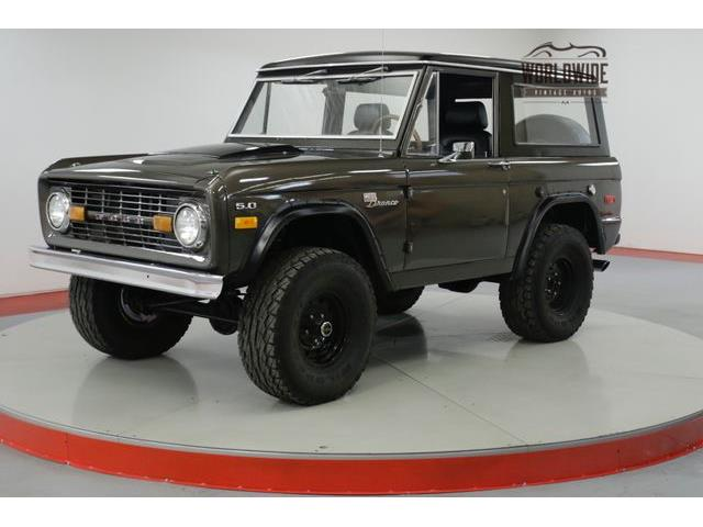 Picture of Classic 1970 Bronco located in Denver  Colorado Offered by  - PHFS