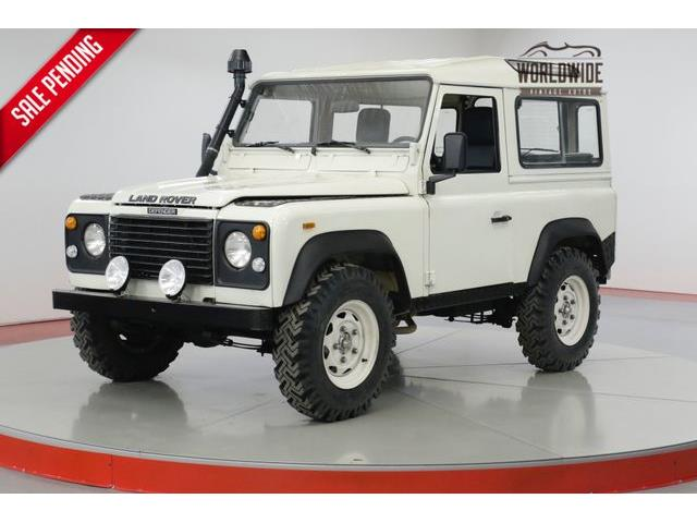 Picture of '91 Land Rover Defender - $27,900.00 Offered by  - PHGG
