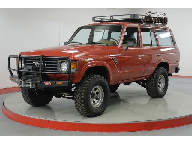 Picture of '81 Land Cruiser FJ Offered by  - PHGH