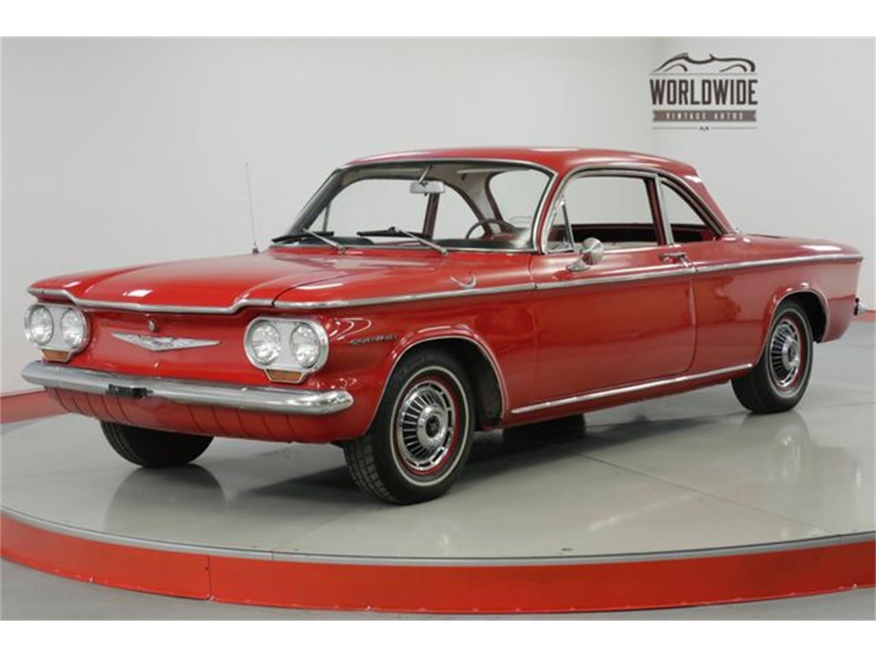 Large Picture Of 1960 Chevrolet Corvair Offered By Worldwide Vintage Autos
