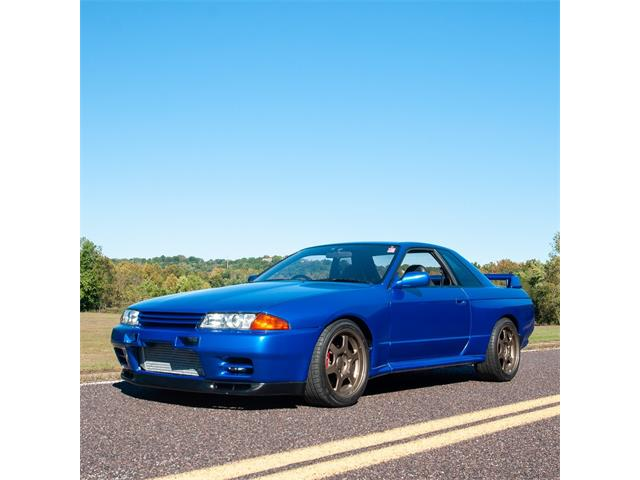 Picture of '90 Nissan Skyline GT-R Offered by  - PHGT