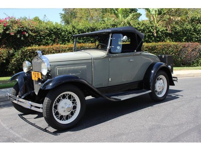 1930 Ford MODEL A RDSTR