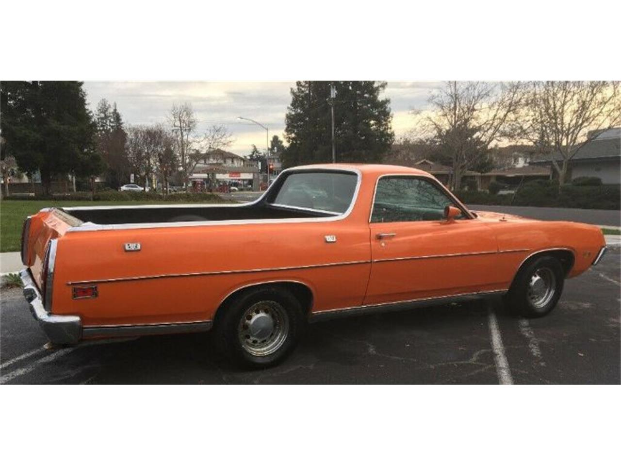 Large Picture of 1971 Ranchero located in Cadillac Michigan - $12,495.00 - PHGY