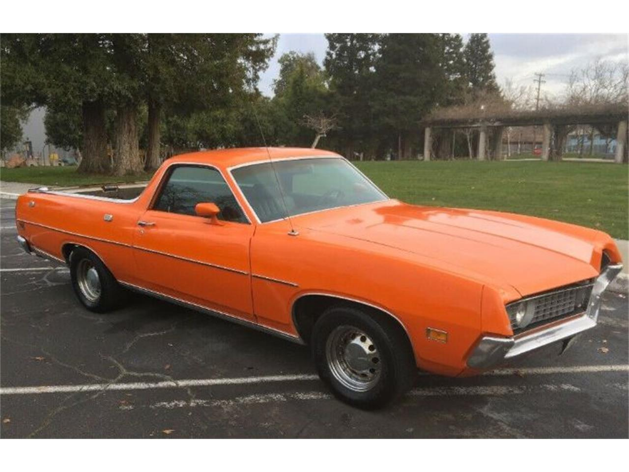 Large Picture of 1971 Ranchero located in Michigan - $12,495.00 - PHGY