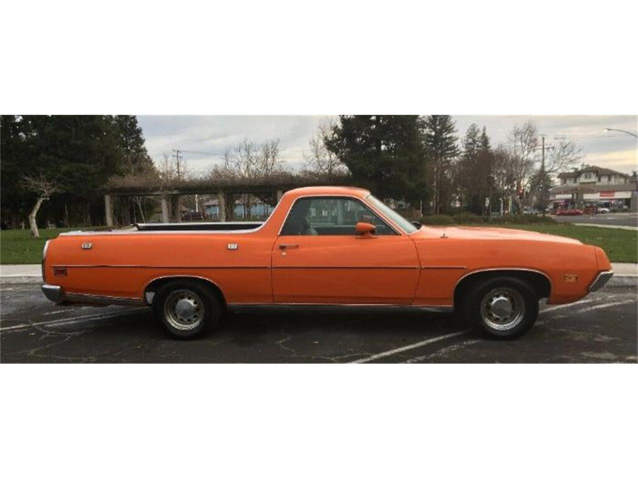 Large Picture of 1971 Ford Ranchero located in Cadillac Michigan - PHGY