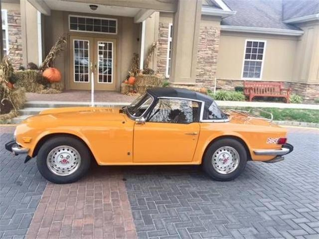 Picture of '76 TR6 - PHHB