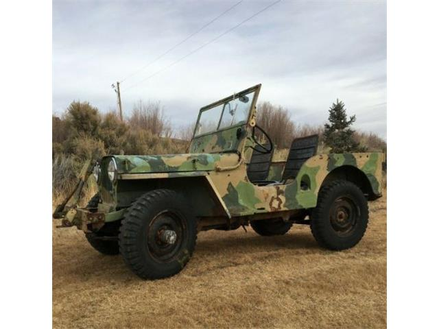 Picture of Classic 1948 Willys CJ2 - $5,595.00 Offered by  - PHHG