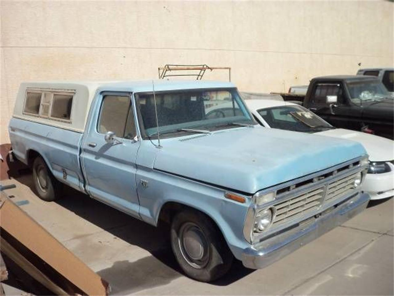 Large Picture of '74 F100 - PHHS