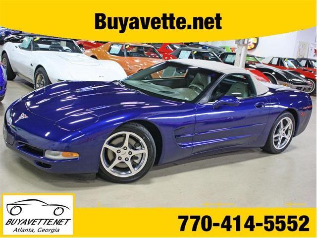 Picture of '04 Corvette - PHHT