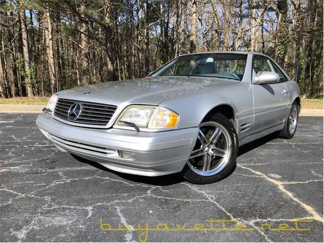 Picture of '00 SL-Class - PHHV