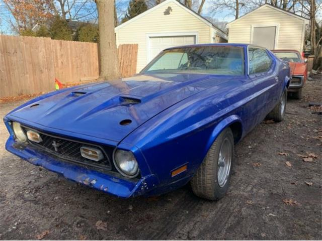 Picture of 1972 Ford Mustang located in Cadillac Michigan - PHI1