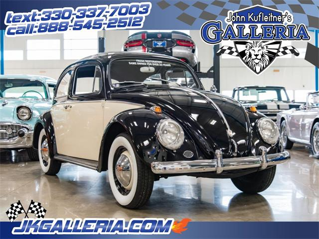 Picture of 1961 Volkswagen Beetle located in Ohio - PHI8