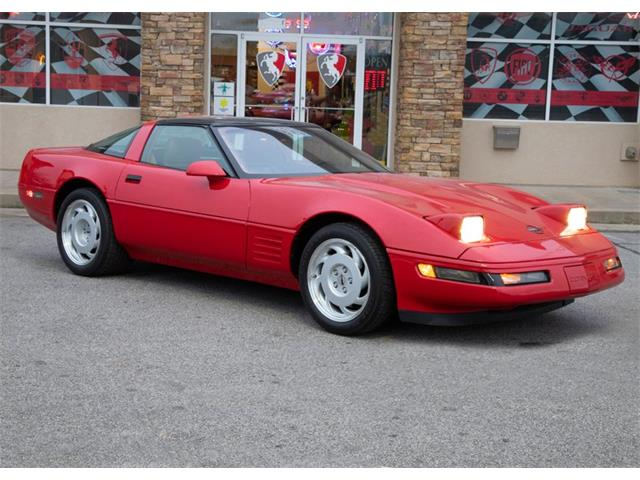 Picture of '91 Corvette located in Oklahoma - PHID