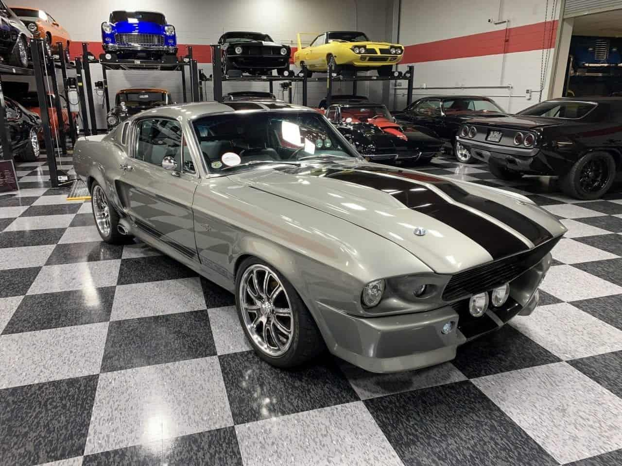 Large Picture of '67 Mustang - PHIP
