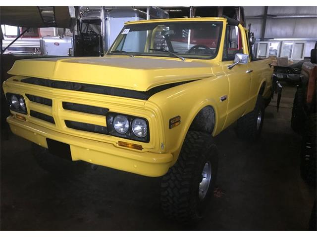 Picture of Classic '71 Jimmy located in Oklahoma City Oklahoma Auction Vehicle Offered by  - PHIZ