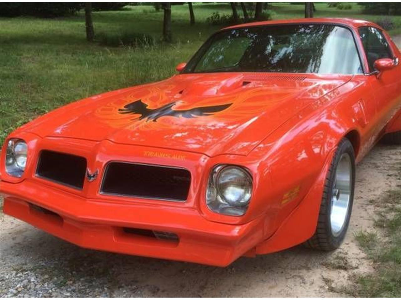 Large Picture of '76 Firebird Trans Am - PHJ4