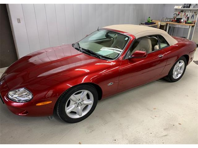 Picture of '97 XK8 Auction Vehicle Offered by  - PHJB