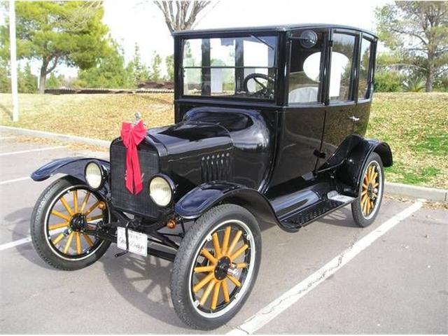 1920 ford model t worth