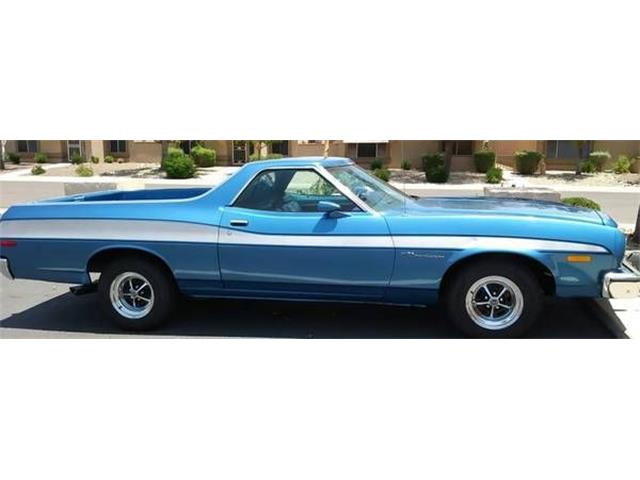 Picture of Classic '73 Ford Ranchero - $16,995.00 - PHJK