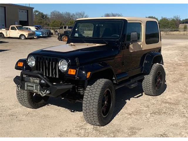 Picture of 2000 Wrangler Auction Vehicle - PHJP