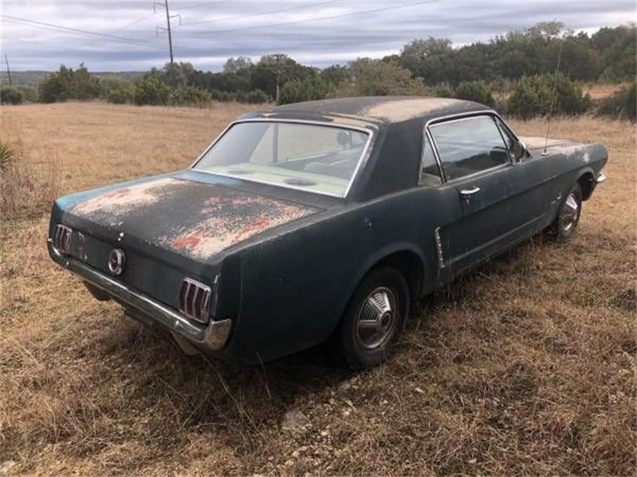 Large Picture of '65 Mustang - PHJW