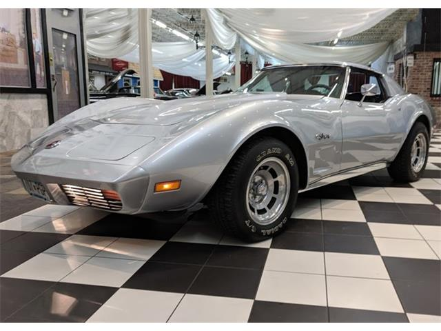 Picture of '74 Corvette located in Oklahoma Offered by  - PHJY