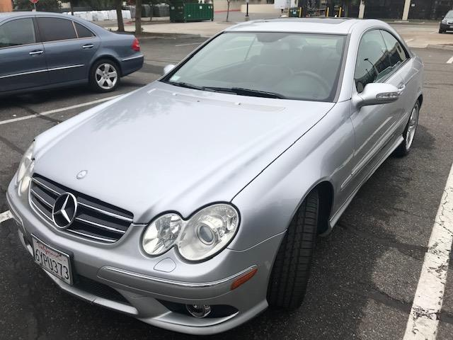 Picture of 2009 CLK 550 COUPE Auction Vehicle - PB79