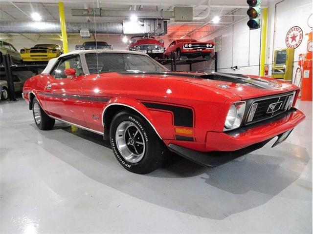 Picture of 1973 Mustang Auction Vehicle - PHKV