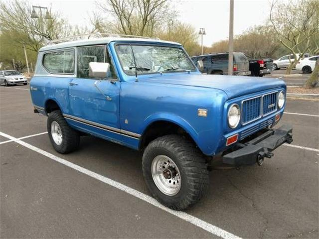 Picture of Classic 1973 International Harvester Scout II located in Cadillac Michigan - PHLE