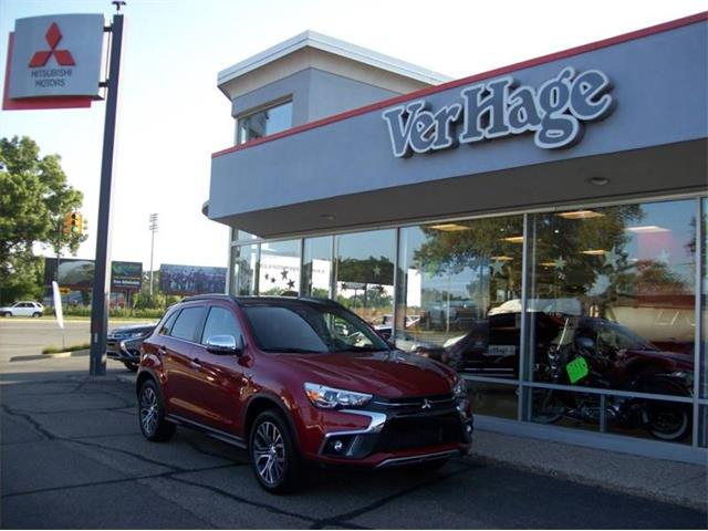 Picture of '18 Mitsubishi Outlander - $24,488.00 Offered by  - PHLR