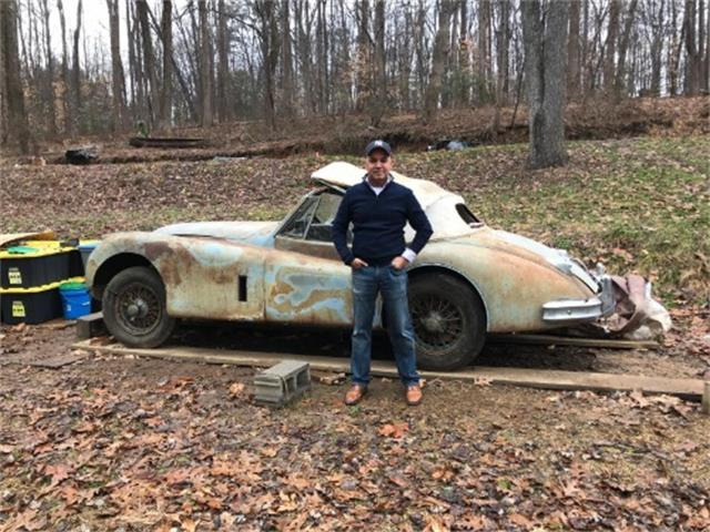 Picture of Classic '55 XK140 located in New York - $49,500.00 Offered by  - PHLU