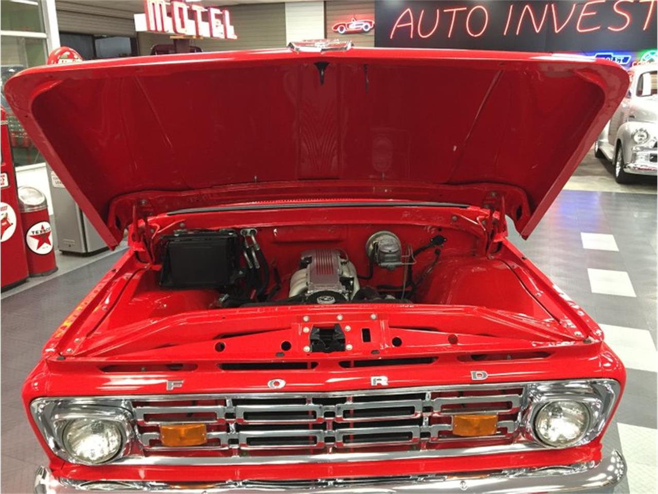 Large Picture of '64 F100 - PHM2