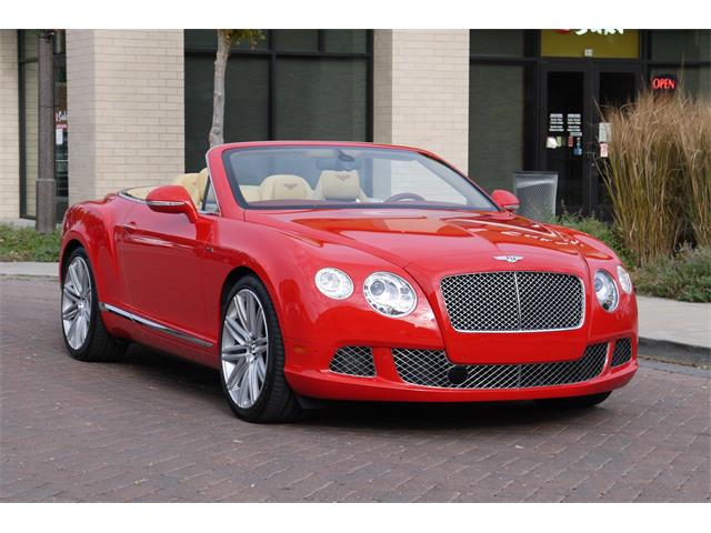 Picture of 2014 Bentley Continental GTC located in Tennessee - PHMP
