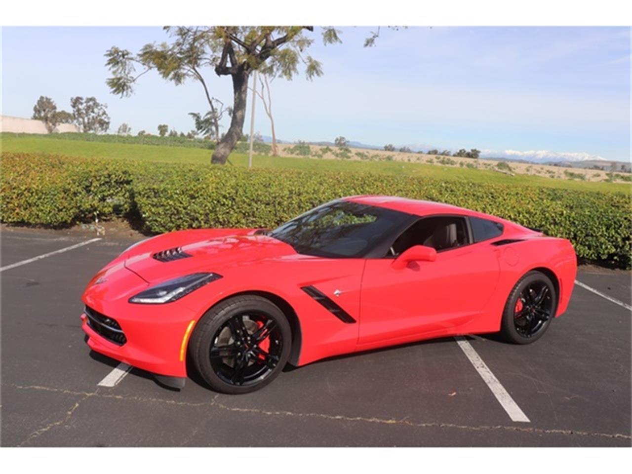 For Sale: 2016 Chevrolet Corvette in Anaheim, California
