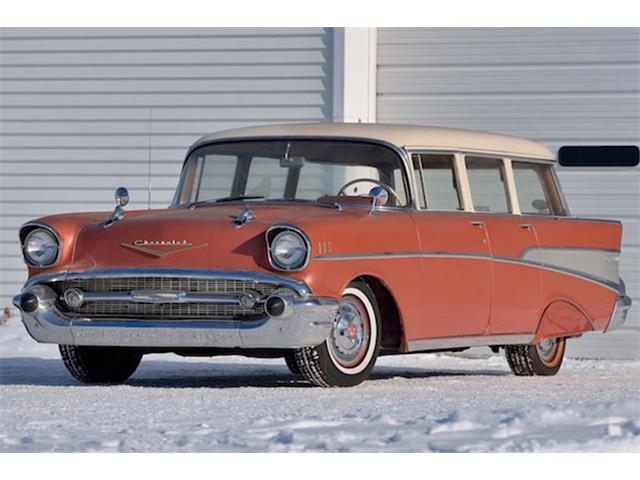 Picture of Classic 1957 Bel Air located in Texas Offered by  - PHMZ