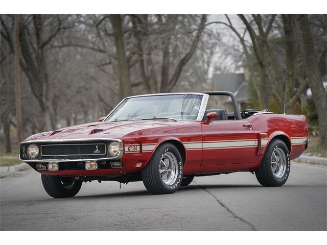 Picture of Classic 1969 GT350 located in Overland Park Kansas - PHND