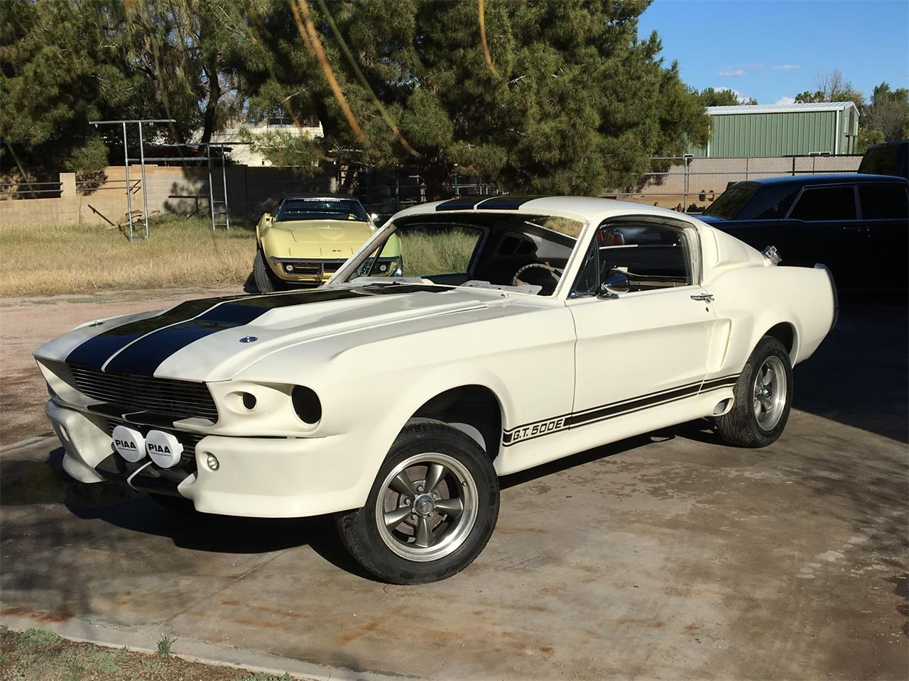 Large picture of classic 1968 mustang gt500 offered by a private seller phns