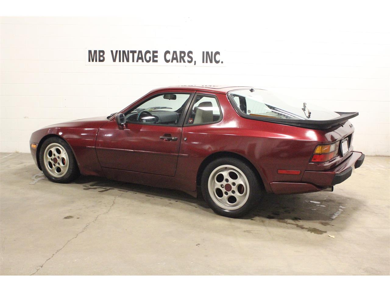 Large Picture of 1988 Porsche 944S located in Cleveland Ohio - PHNU
