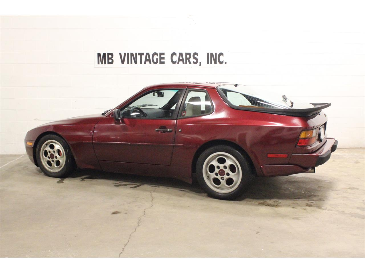 Large Picture of '88 Porsche 944S located in Ohio Offered by MB Vintage Cars Inc - PHNU