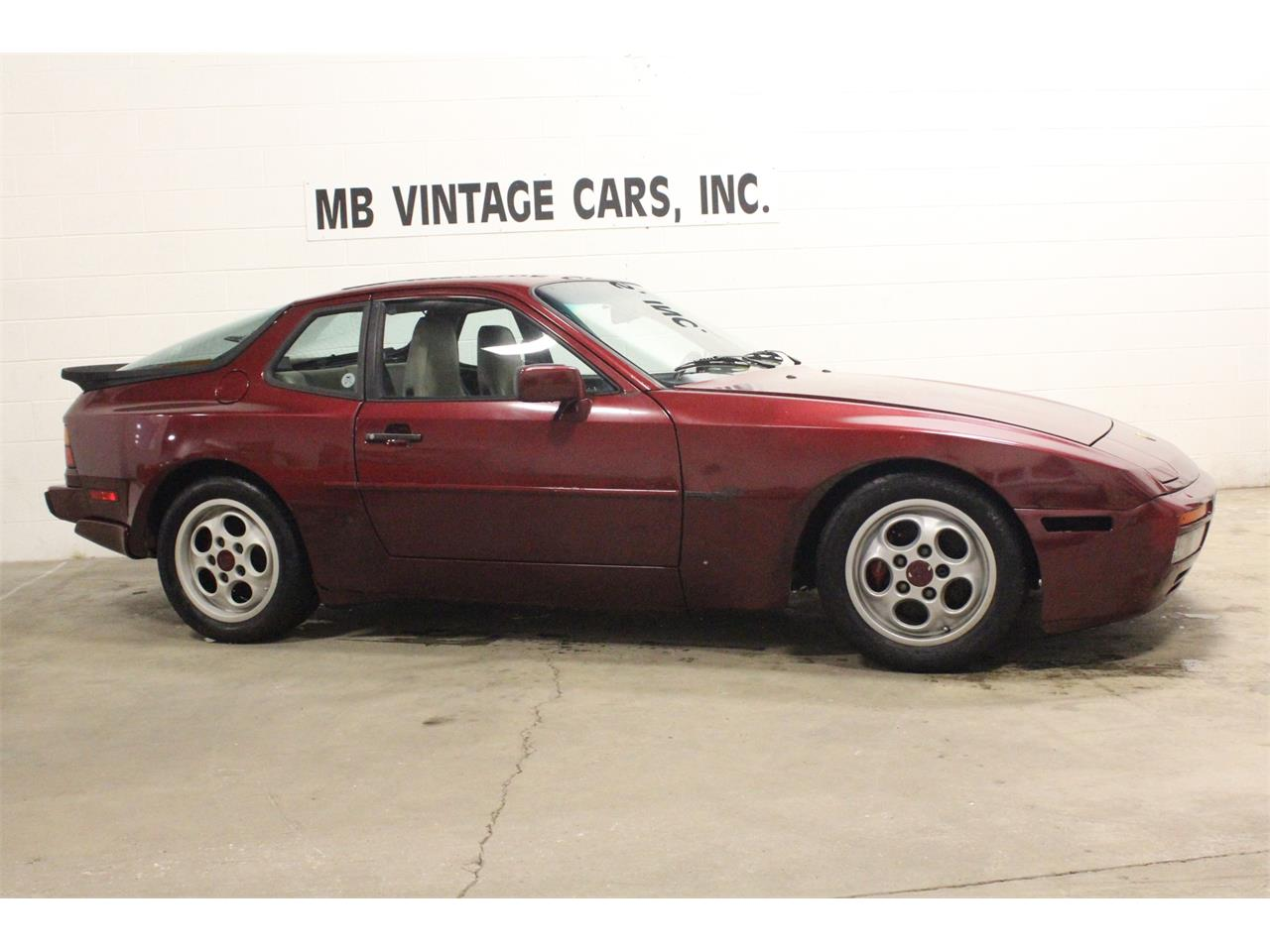 Large Picture of '88 944S Offered by MB Vintage Cars Inc - PHNU