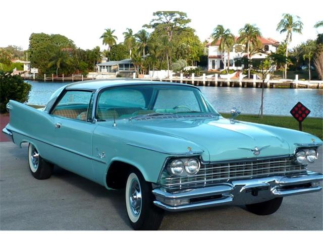 Picture of '57 Chrysler Imperial South Hampton located in Florida - $87,500.00 Offered by a Private Seller - PHNX