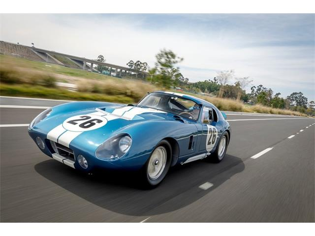 Picture of '65 Daytona Coupe Shelby CSX2000 located in Irvine California - $394,995.00 - PHO6