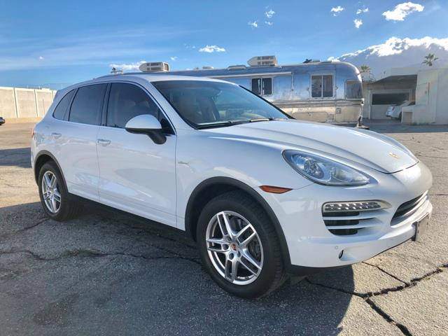 Picture of '13 CAYENNE DIESEL Auction Vehicle Offered by  - PB7O