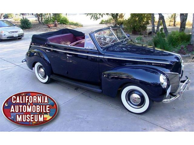 Picture of 1940 Sedan - $47,000.00 Offered by  - PHP1