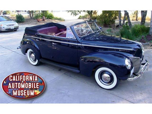 Picture of 1940 Sedan located in Sacramento California - $47,000.00 - PHP1