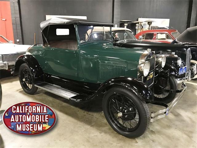 Picture of '28 Model A - PHP2
