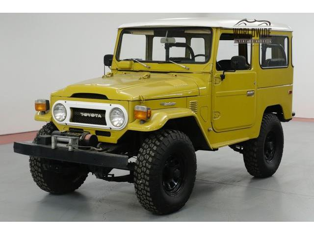 Picture of 1976 Toyota Land Cruiser FJ40 located in Colorado - $21,900.00 Offered by  - PHPG