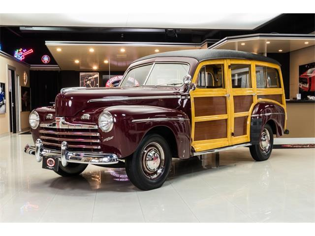 Picture of 1947 Ford Woody Wagon located in Plymouth Michigan Offered by  - PHPI